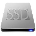 Drives, , Remake, Slick, Ssd icon