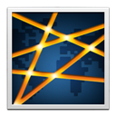 Rockmelt, Square icon