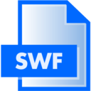 swf,file,extension icon