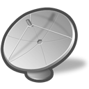 dis, antenna icon