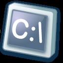 application, dos icon