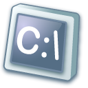 dos,application icon