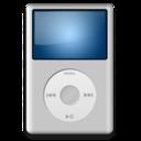 ipod,silver icon