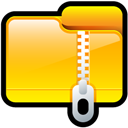 Compressed, Folder icon
