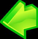 Arrow Back icon
