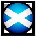 of, scotland, flag icon
