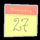Calendar, Cm icon