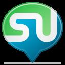 social, balloon, stumbleupon icon