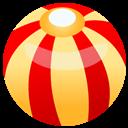 Ball, Beach icon