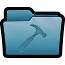 mac, folder, tool, tools, settings, developer icon
