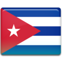 cuba,flag,country icon