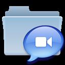 comment, badged, chat, speak, folder, talk icon