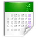 schedule, office, date, calendar icon