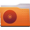 folder, cd, images icon