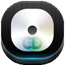 drive, cd icon