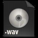 file,wav,paper icon