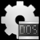 Application, Dos, Executable, Ms, x icon