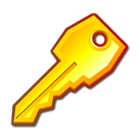 secure, password, key icon