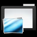 pic, picture, folder, image, dark, photo icon