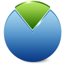 pie, chart, graph, statistics, maintenance, analytics, stats icon