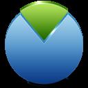 pie, chart, graph, statistics, maintenance, analytics, stats icon