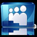 Detail, High, Myspace icon