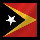 east,timor,flag icon