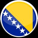 herzegovina, bosnia icon