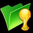 folder,trophy icon