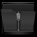 7z, Black icon