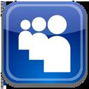 myspace, social, social network, badge, sn icon