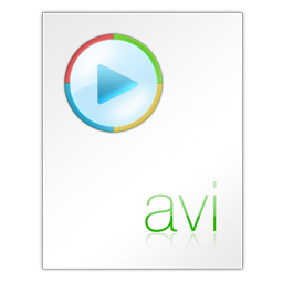 avi, video icon