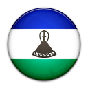 country, flag, lesotho icon
