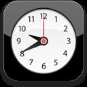 iPhone Clock icon