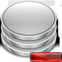 remove, db, database, del, delete icon
