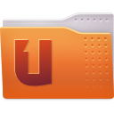 folder, ubuntuone icon