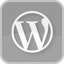 communication, wordpress logo, wordpress icon