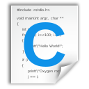 text, file, document, csrc icon