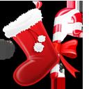 stocking, instatuts icon