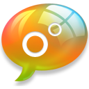 talk, chat, buble icon