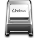 laptop, computer, pcmcia, lindows icon