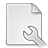 48, properties, gnome, document icon