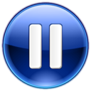 player,pause icon