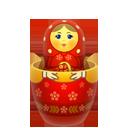 Inside, Matreshka, Red icon