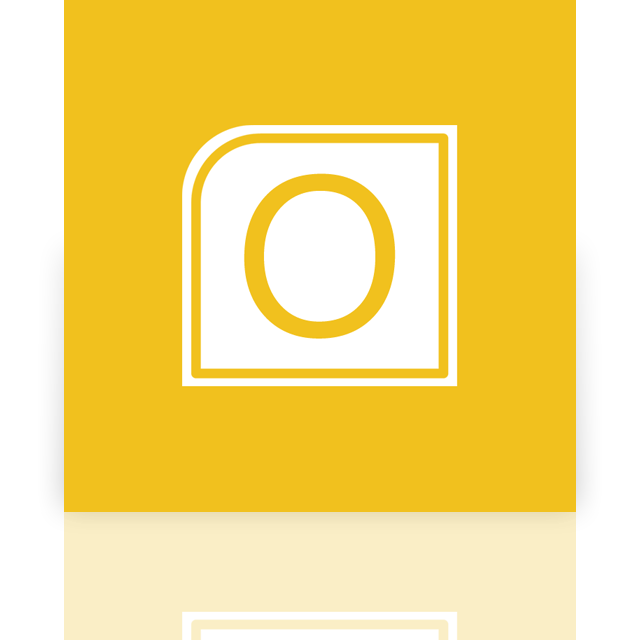mirror, alt, outlook icon
