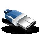 pen, usb, disk, drive icon
