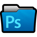 files, directory, folder, cs5, adobe, photoshop icon