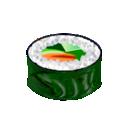 Food Maki Salada Sushi Icon Food Icon Sets Icon Ninja