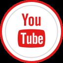 brand, media, youtube, social, logo icon