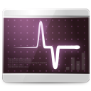 system, utilities, monitor icon